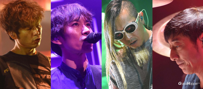スピッツ『醒 め な い』ツアー LIVE DVD & Blu-ray  2017/5/3発売決定!